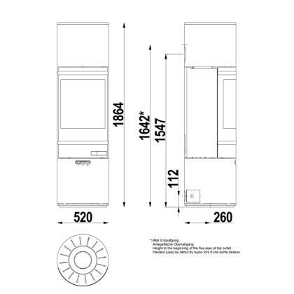 Scan 85 maxi brėžinys